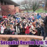 Küresel Sosyalist Devrim İçin: 1 Mayıs'a