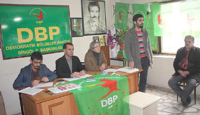 DBP'li Belediyelere Atanan Kayyum Ve Erdoğan Diktatörlüğü