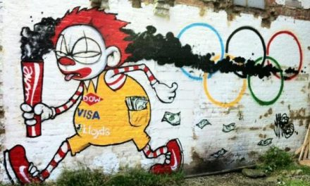 Olimpiyatlar ve Kapitalizm