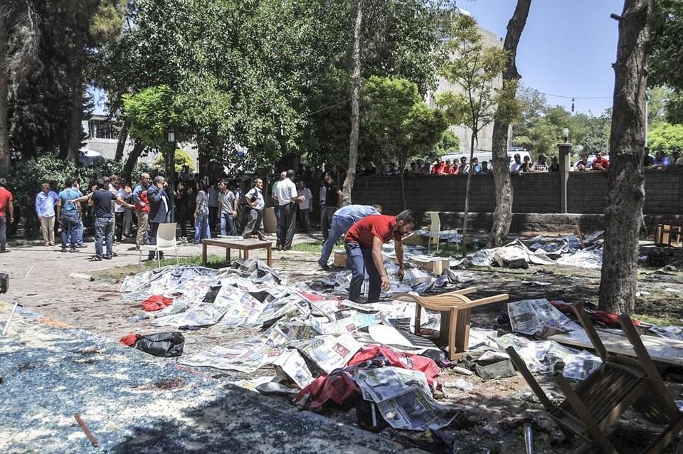 Suruç: Bir Katliamının Yıldönümü