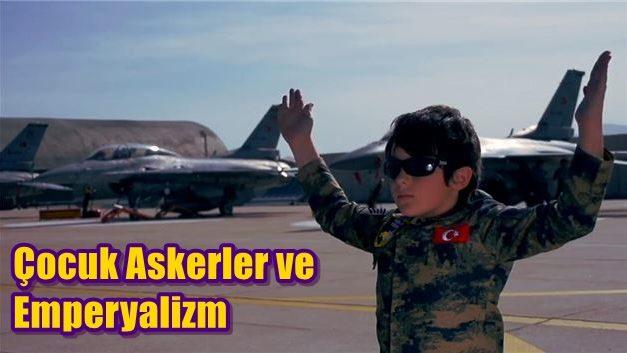 Çocuk Askerler ve Emperyalizm