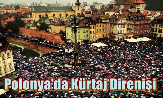 Polonya'da Kürtaj Direnişi