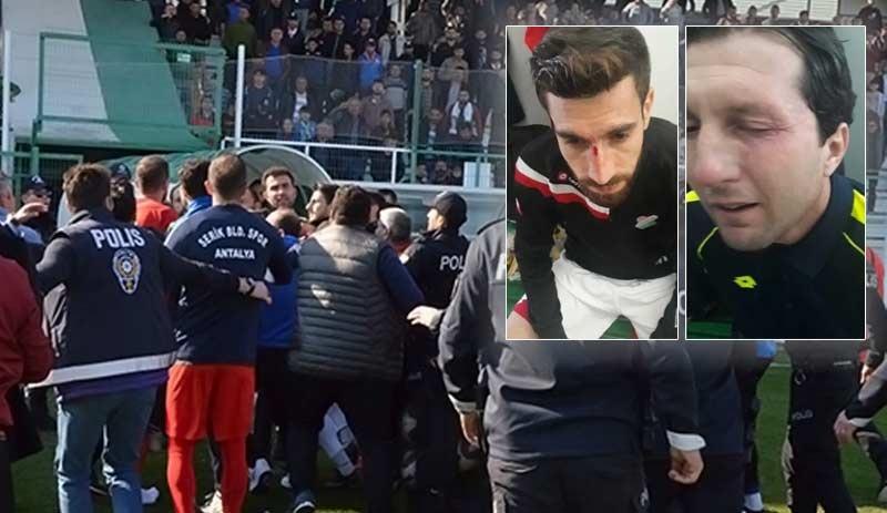 Cizrespor'a Yapılan Irkçı Saldırı Erdoğan Rejiminin Irkçı Milliyetçi Politikalarının Türbünde Cisimleşmiş Halidir