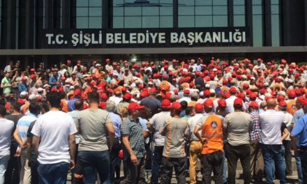 Şişli Belediyesi Temizlik İşçilerinin Direnişi ve CHP