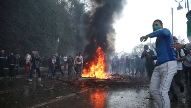 Cezayir: Sosyalist Devrim İçin!