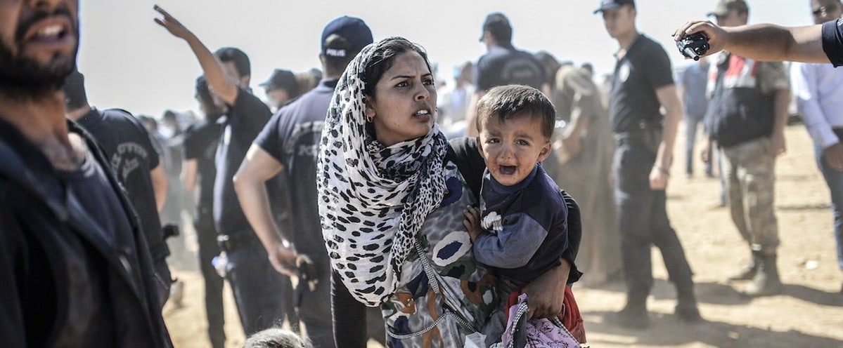 Yükselen Irkçılık ve Mülteci Düşmanlığı