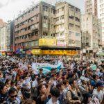 Hong Kong Protestoları Üzerine