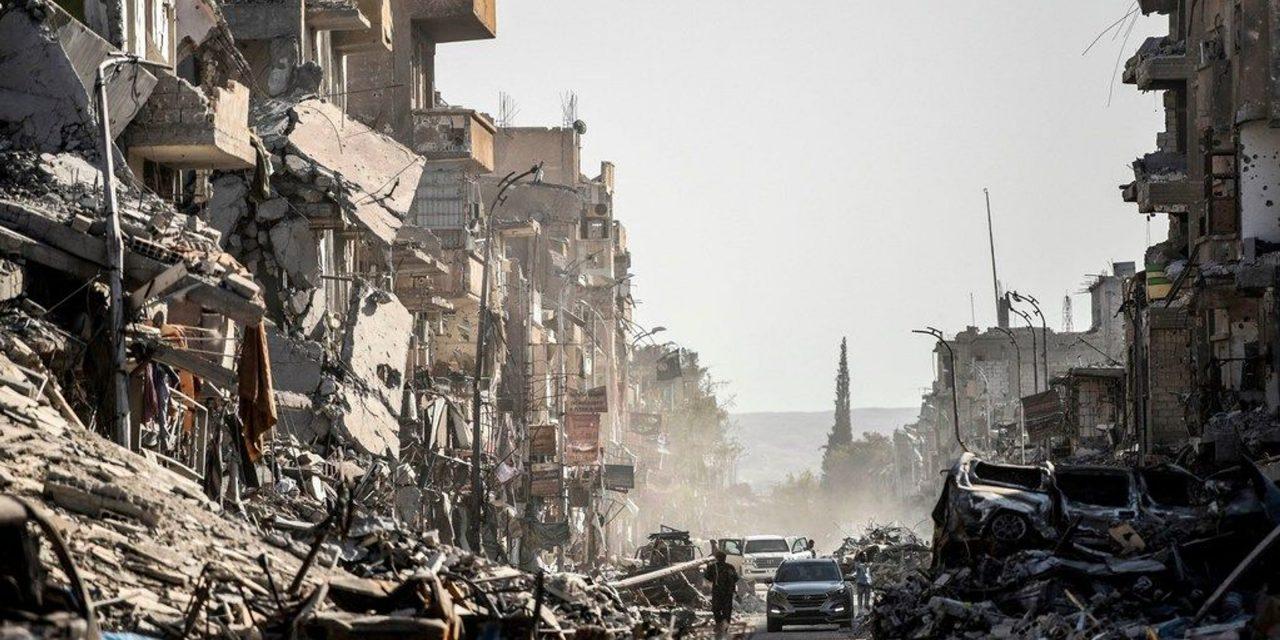 'Güvenli Bölge' ve Yaklaşan Savaş