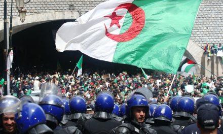 Cezayir: Tüm Siyasi Tutsaklara Özgürlük!