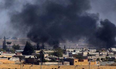 Türk Ordusu Suriye'den Derhal Çekilsin!