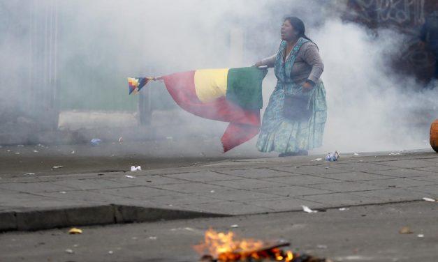 Bolivya'da Emperyalist Darbe