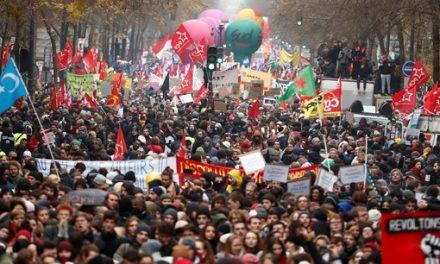 Tüm Müzakereler Boykot Edilsin! Yasa Geri Çekilene Kadar Genel Grev