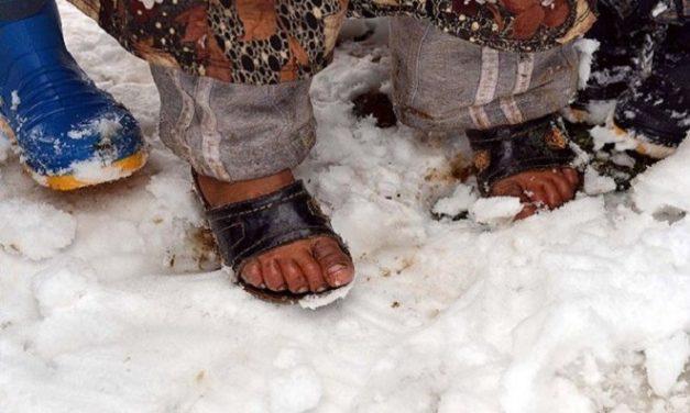 Kış Yoksullar İçin Eğlenceli Değildir
