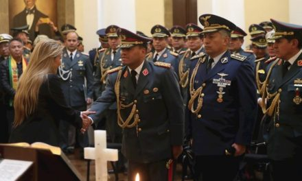 Bolivya'da İncil Destekli Emperyalist Darbe