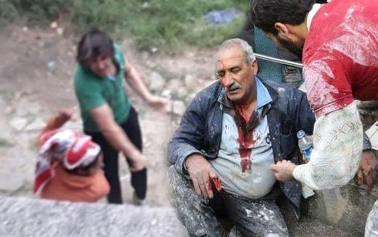 Mevsimlik Kürt İşçilerine Saldırılar