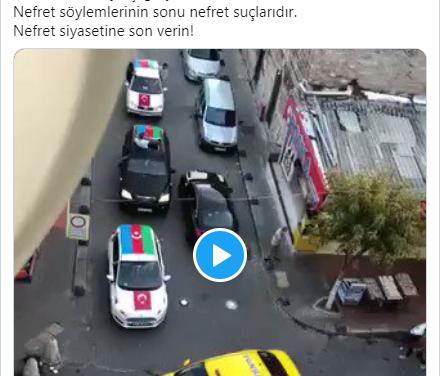 Türkiye'de Yaşayan Ermeniler Faşist Tehtid Altında