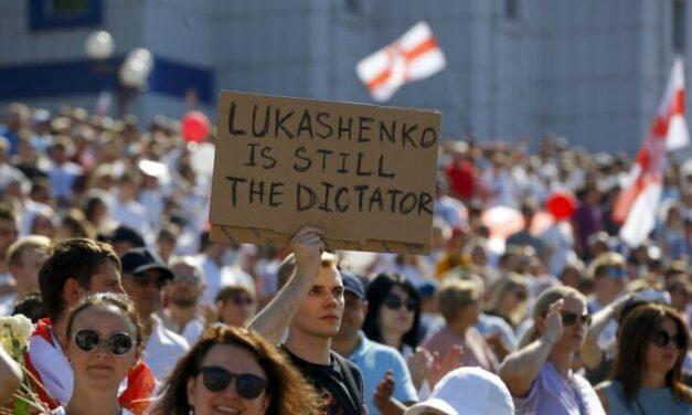 Beyaz Rusya'da Diktatörlüğü Yenmek İçin