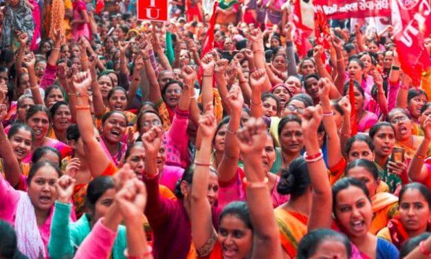 Kadınların özgürleşmesini söküp almak için toplumsal ihtilal gereklidir!