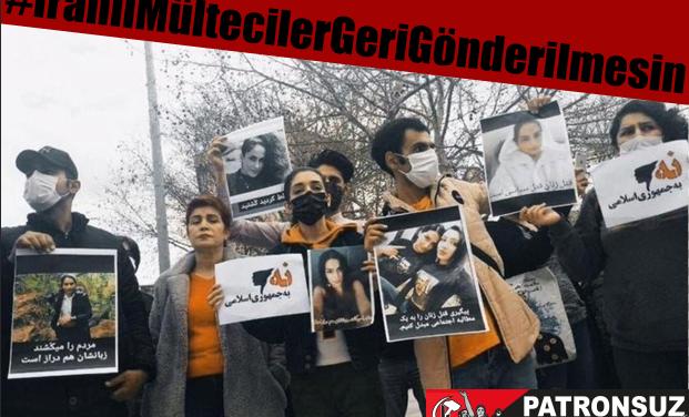İranlı Mülteciler Geri Gönderilmesin