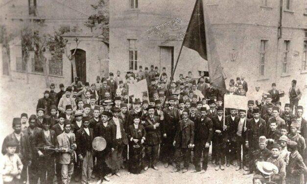 Osmanlı'da İşçi Hareketi